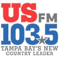 103.5 US FM - Tampa Bay's New Country Leader